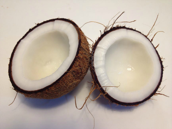 Eczema and Coconut Oil - www.welcomingkitchen.com