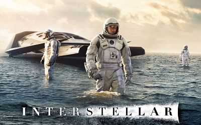 Interstellar (2014) English Movie Download 500MB With Hindi Sub -Title 480p BluRay