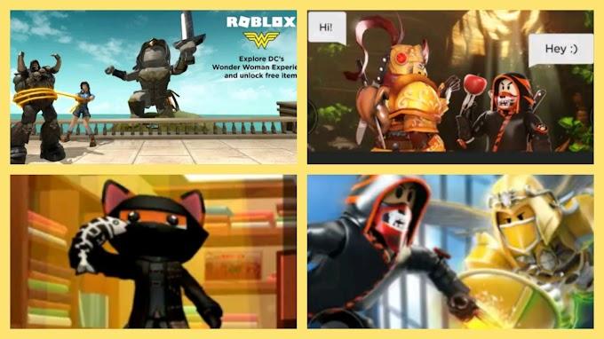 لعبه روبلوكس Roblox