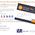 Microsoft Office Specialist (MOS) – Announcement and Training Material