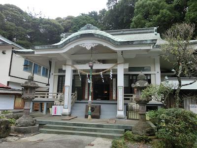 真鶴・貴船神社