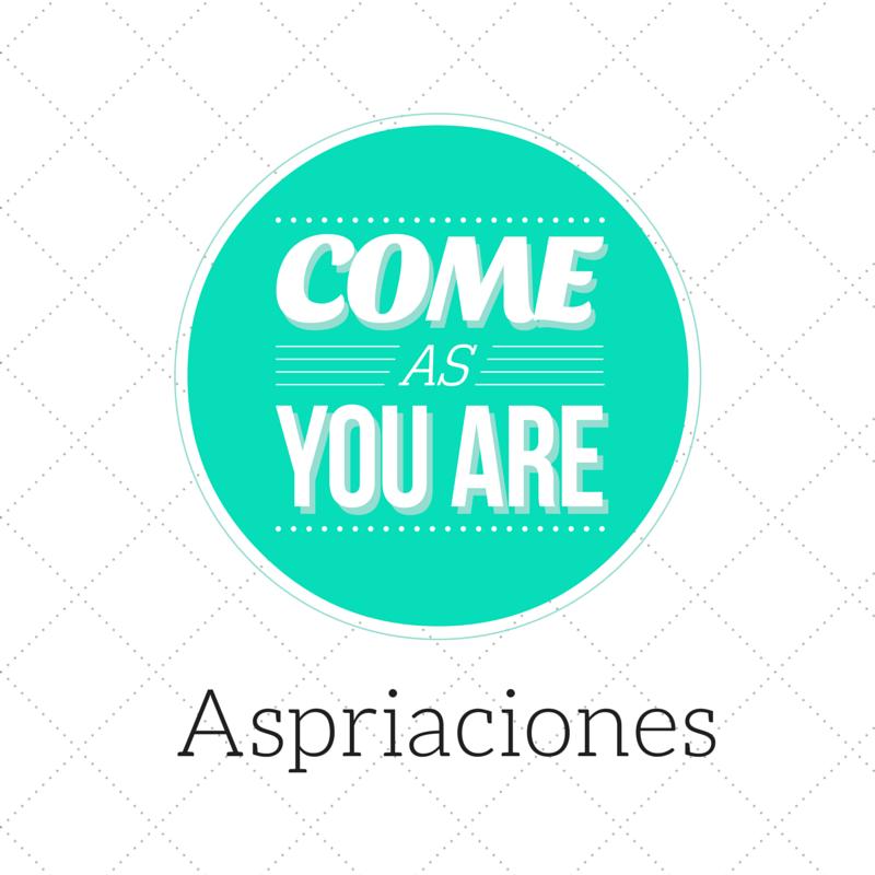 Proyecciones, aspiraciones y propósitos.