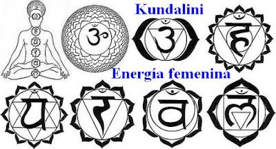 Kundalini energía femenina mujer
