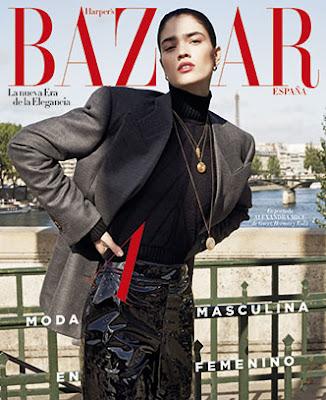 Revista Harper's Bazaar octubre 2019