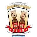 DoubleBagger Beer Graphic Logo Design
