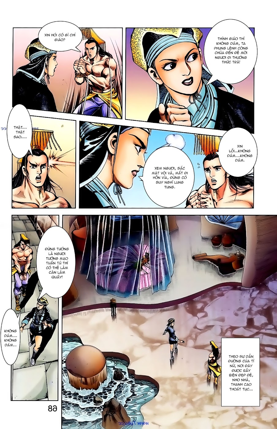 Cơ Phát Khai Chu Bản chapter 104 trang 12