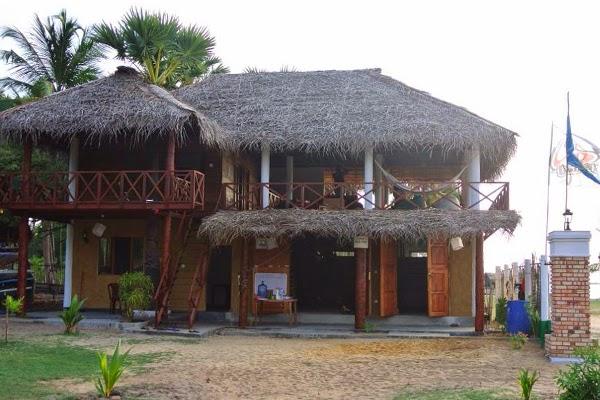 Kitesurf Accommodation Kalpitiya