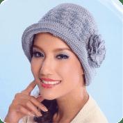 Sombrero a Ganchillo