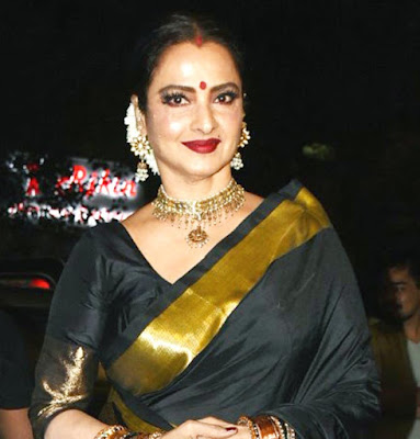 Rekha Wiki, Height, Weight, Age, Husband, Family and Biography
