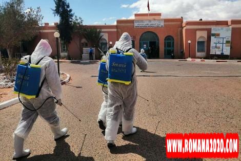 أخبار المغرب يرفع تحاليل كشف فيروس كورونا بالمغرب covid-19 corona virus كوفيد-19 إلى 10 آلاف اختبار يومياً