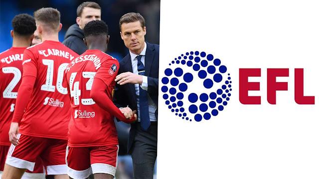Liga Inggris Championship Mulai 20 Juni