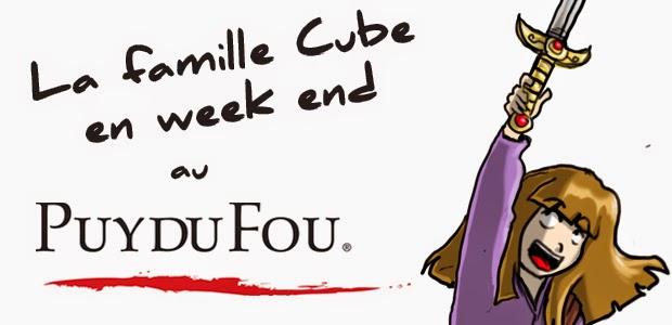 Week end en famille au Puy Du Fou