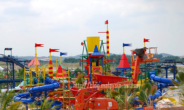 Legoland Malaysia Joker Soaker