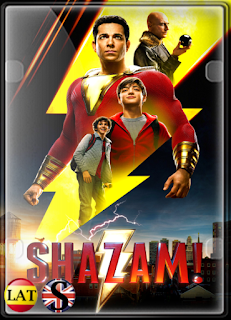 Shazam! (2019) FULL HD 1080P LATINO/INGLES