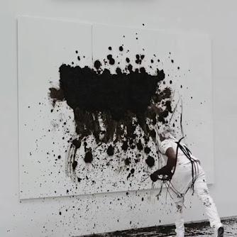 Artist in Action II...