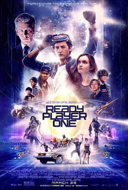 ready player one, ready player one sinopsis, film action 2018