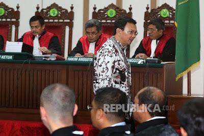 Ahli Pidana Sebut Ahok Sudah Sering Menyinggung Al Maidah 51