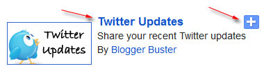 is essentially on page apart similar Juragan Cabe Muda How to install Twitter Widget inward Blogger