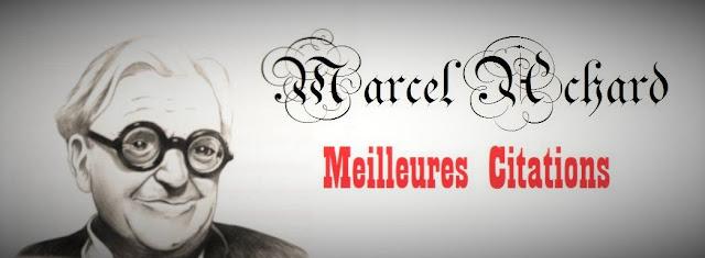 Marcel Achard avec ses célèbres citations