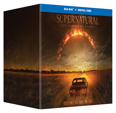 Supernatural The Complete Series on Blu-ray