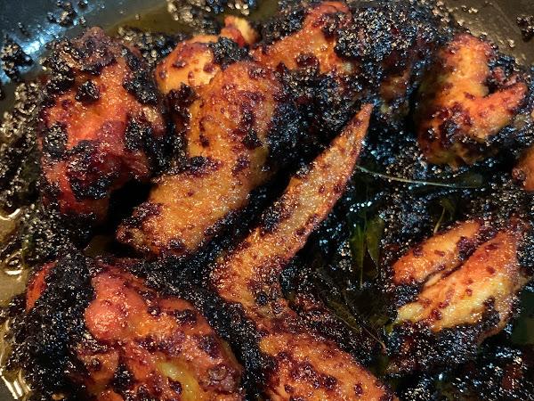 Resipi ayam kicap pedas berapi ala 3 budak gemuk