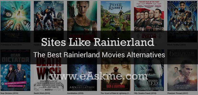 Sites Like Rainierland | Best Rainierland Movies Alternatives: eAskme