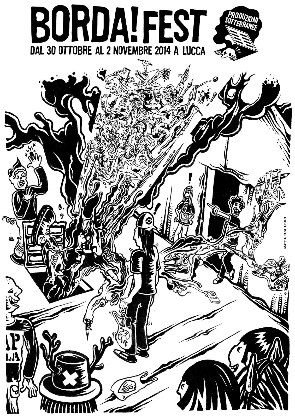 MATTIA PAGLIARULO artworks ILLUSTRAZIONI