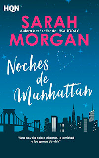 Noches de Manhattan 1, Sarah Morgan