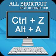 Computer Shortcut Keys : Software Shortcut Keys APK
