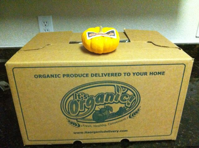 It's Organic Produce Delivery Service and Homemade Paleo