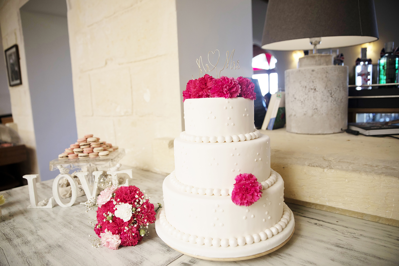 Wedding Cake in Malta