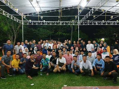 Muli Meghanai Lampung Tengah Gelar Buka Bersama dan Bentuk Forum Silaturahmi