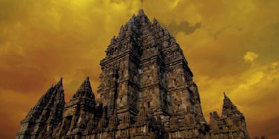Gambar Candi Prambanan (legenda dan sejarahnya)