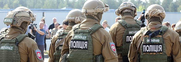 Поліція придбала українські бронежилети через чеського дилера