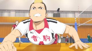 ハイキュー!! 音駒高校 山本猛虎 cv.横田成吾 Yamamoto Taketora   HAIKYU!! Season4 NEKOMA   Hello Anime !