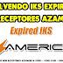 Resolvendo IKS Expirado dos Receptores Azamerica -