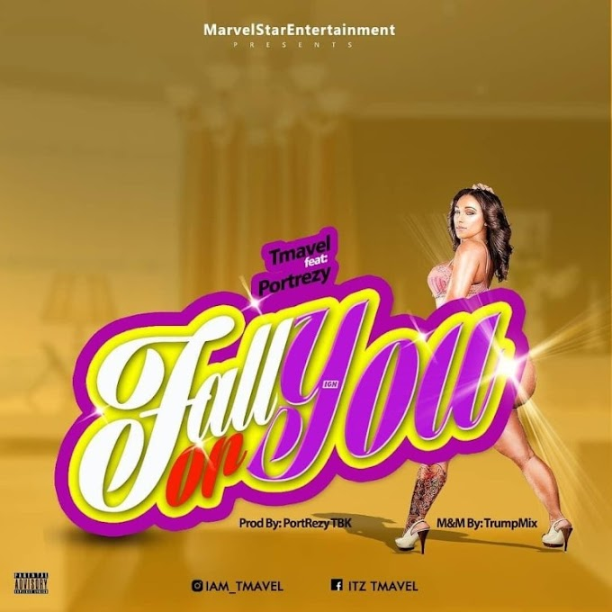 DOWNLOAD MP3: Tmavel – Fall On You Ft. Portrazy
