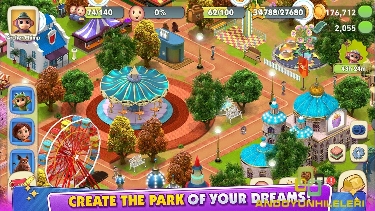 Wonder Park Magic Rides v0.0.6 Hileli