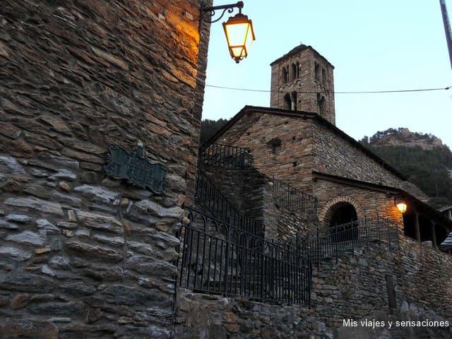 iglesia de Sant Climent, Pal, Andorra