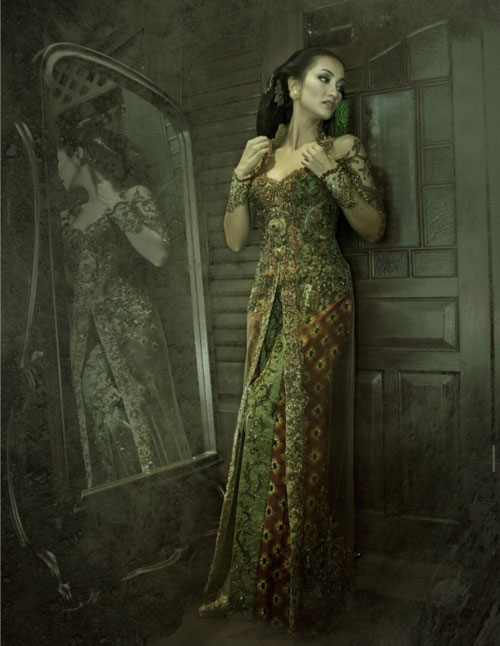 fashionloly: Design kebaya modern Indonesia from Anne Avantie