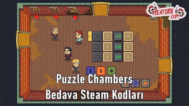 Puzzle-Chambers-Bedava-Steam-Kodlari