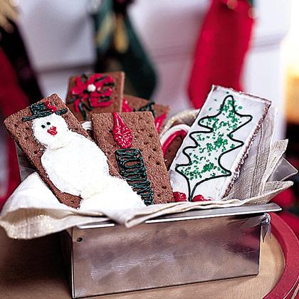 Frosty Graham Crackers Recipe