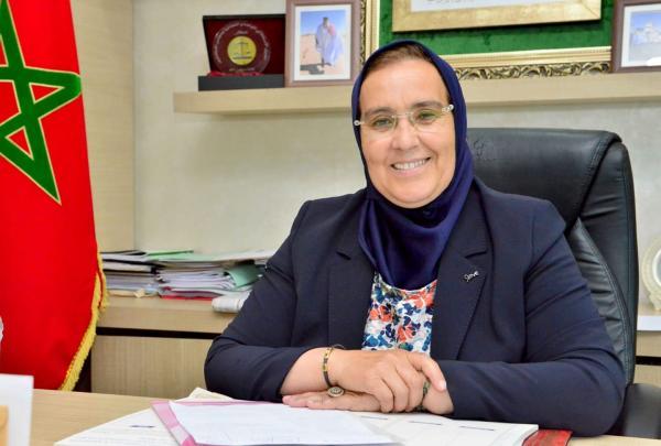 """""""الزومي"""": حزب الاستقلال خصص حيزا هاما جدا في برنامجه الانتخابي للنهوض بوضعية المرأة المغربية (فيديو)"""