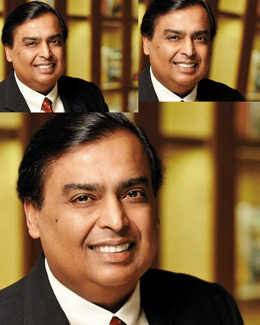 HAPPY BIRTHDAY MUKESH AMBANI
