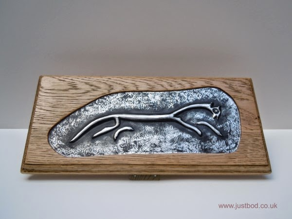 Uffington hand sculpted wall plaque