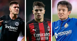 5 Real Madrid loaned player close to scoring 20 goals combined in 2020/21