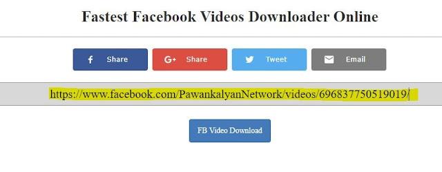 download facebook videos online mp4