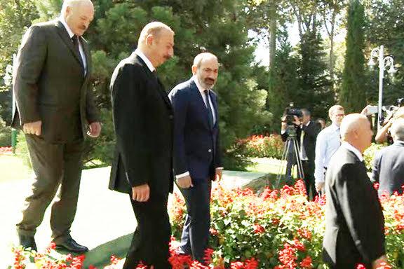 Armenia y Azerbaiyán conversaron en Rusia
