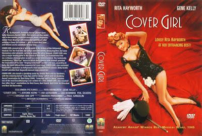 Carátula dvd: Las modelos (1944) Cover Girl - Cine Clásico Conecta2