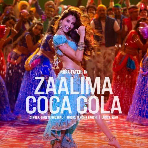 Zaalima Coca Cola Lyrics – Shreya Ghoshal